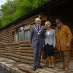 Log cabins in shadow of Pendle Hill get thumbs-up